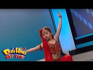 Vũ điệu uyển chuyển của vũ công 8 tuổi