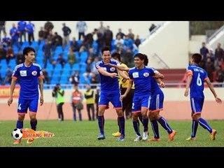 Than Quảng Ninh vs S. Khánh Hòa BVN 1-2 | HIGHLIGHT