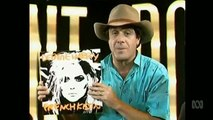 Countdown (Australia)- Molly Meldrum Interviews Get Real Drug Project- November 30, 1986