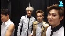 EXO (엑소) - 북미콘 마지막날...