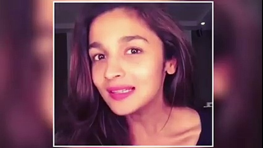 Alia Bhatt sang to her latest number, #BolNa from Kapoor and Sons and IT IS MINDBLOWING!