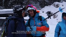 CHAM LINES S3EP2 - Couloir Gypaete - incredible couloir with...