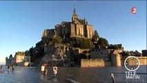 Mont-Saint-Michel : l'archange se refait une beauté