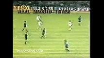 16.03.1983 - 1982-1983 UEFA Cup Winners' Cup Quarter Final 2nd Leg Real Madrid 2-1 Inter Milan
