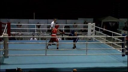 Highlights : Terry GORDINI (ITA) vs Sarah OURAHMOUNE (FRA) - 51kg - STRANDJA CUP (Tour préliminaire 1)