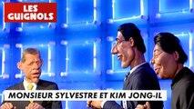 Les Guignols de l'info - Monsieur Sylvestre et Kim Jong-il (2002)