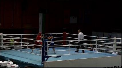 Highlights : Anna ALIMARDANOVA (AZE) vs Delphine MANCINI (FRA) - 54kg - STRANDJA CUP (Tour préliminaire 2)