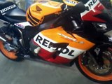 Литровый спортбайк Honda cbr 1000 rr fireblade полносильный литр