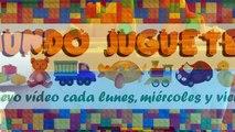Thomas y sus amigos en español Un día en la cantera, trenes de juguete Mundo juguetes