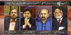 Zardari Sahab bipolar ke mareez hain - Aisa admi kisi waqt kuch bhi ker sakta hai - Haroon Rasheed insulting Zardari