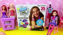 Text Cool Bracelet Maker Jewelry Crafts & Fun Label Maker Toy Review by DisneyCarToys