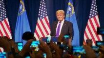 Primaires américaines : Trump écrase ses rivaux dans le Nevada