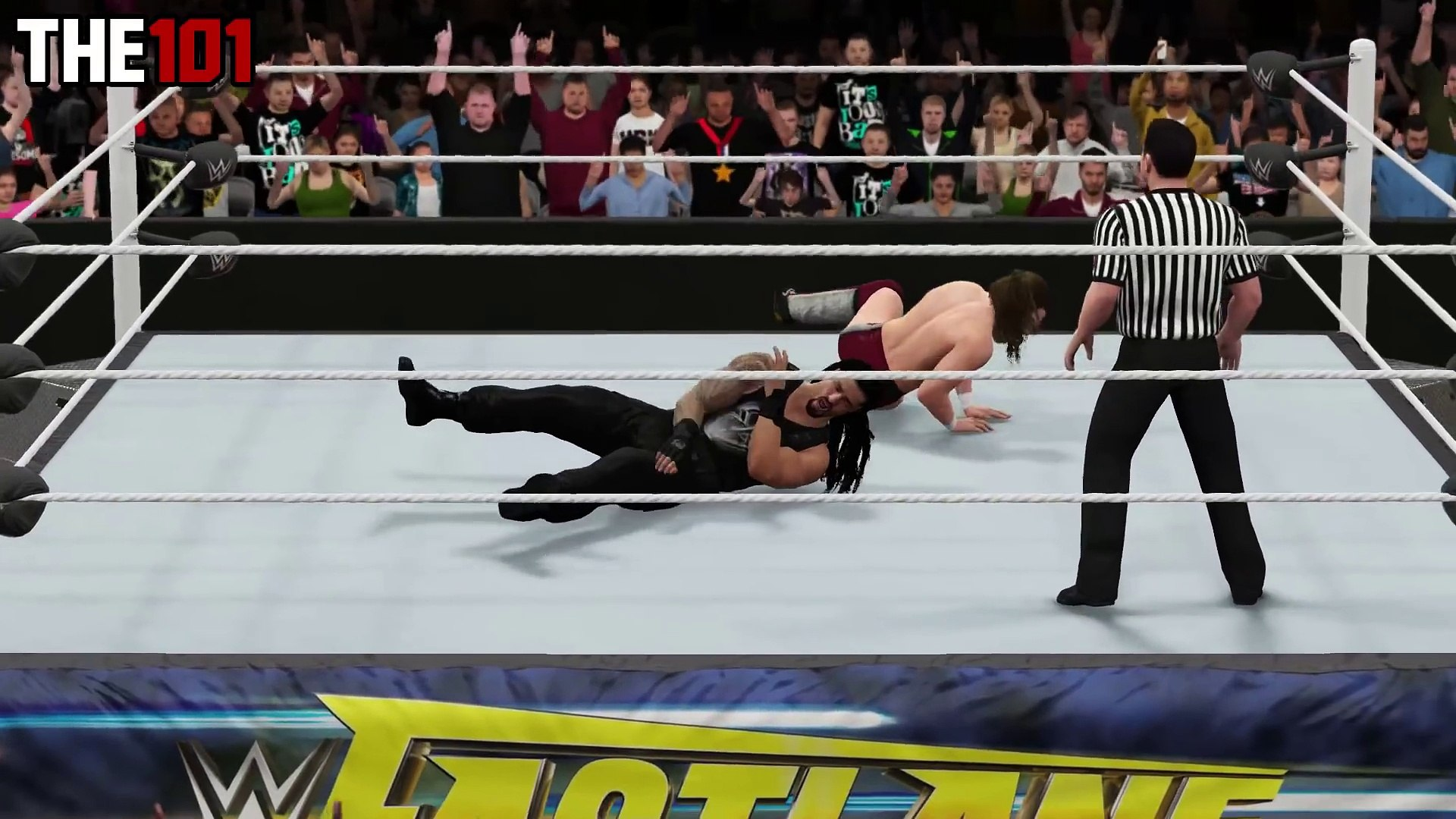 Top 10 High Flying Moves Off the Top Rope  WWE 2K16 Top 10