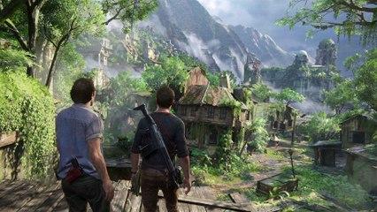 UNCHARTED 4  A Thief s End - Story Trailer   PS4 de Uncharted 4 : A Thief's End