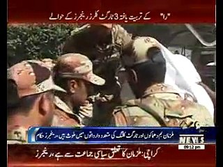 Rangers Secure 90-day Remand Of Three RAW-trained Terrorists