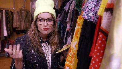 Jessica, 29 ans, Blogueuse mode - Filles d'Aujourd'hui du 07/02/15 - CANAL+