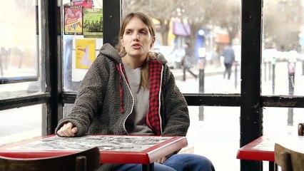 Julie Cast, 39 ans, Directrice de Casting - Filles d'Aujourd'hui du 21/02/15 - CANAL+