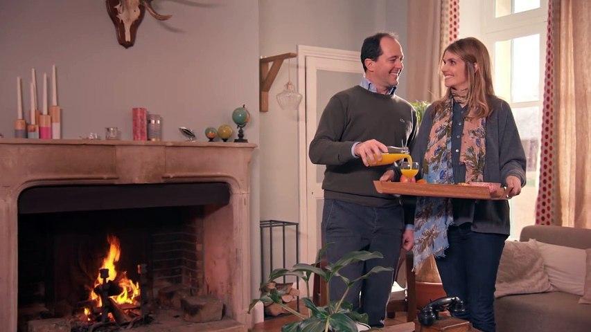 Virginie Leny, 38 ans, propriétaire de chambres d'hôtes - Filles d'Aujourd'hui du 30/01/16 - CANAL+