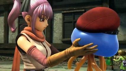 Aperçu des cinématiques cutscenes de Dragon Quest Heroes 2