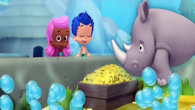 Bubble Guppies - Lonely Rhino Friend Finders