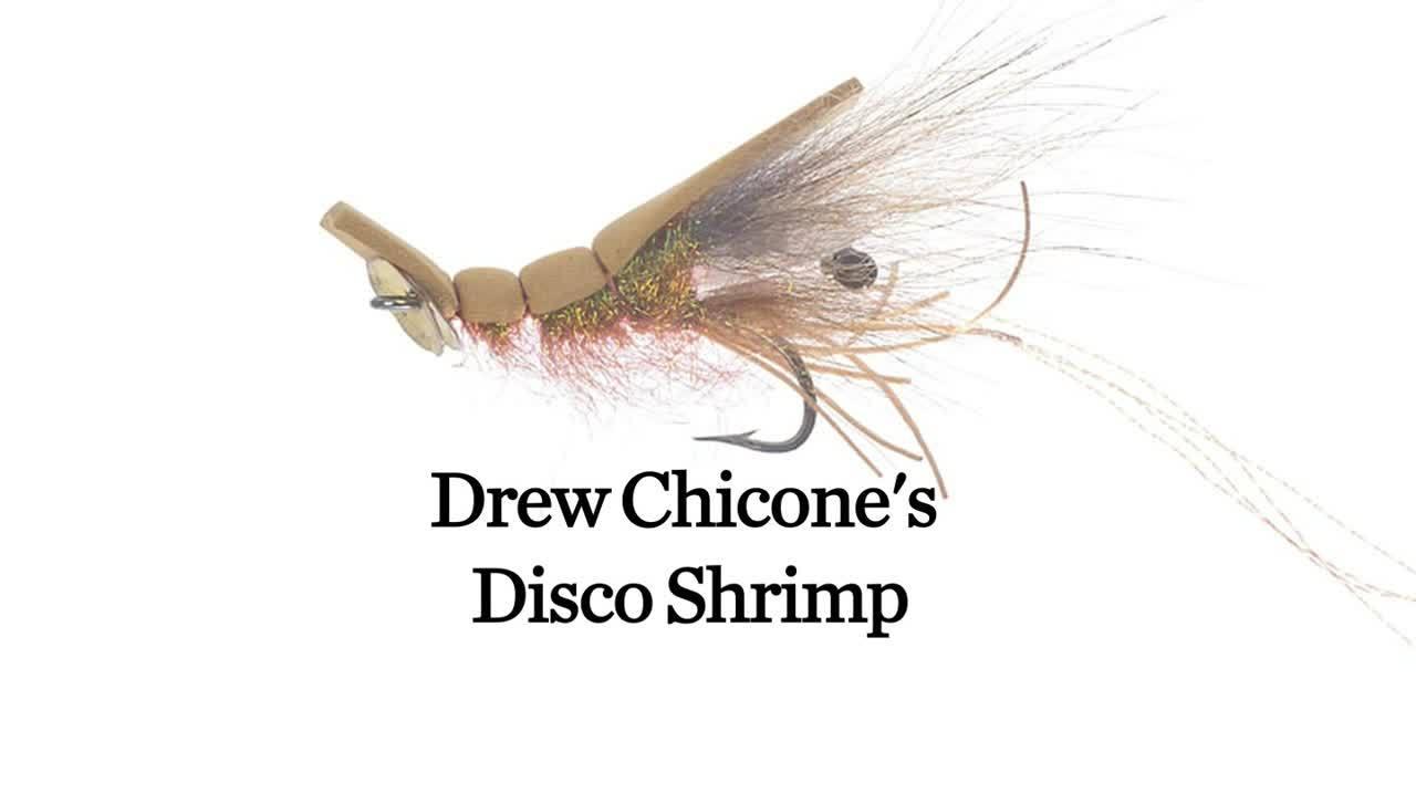 Tying the Disco Shrimp