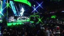 Roman Reigns vs. Sheamus- Raw, February 22, 2016