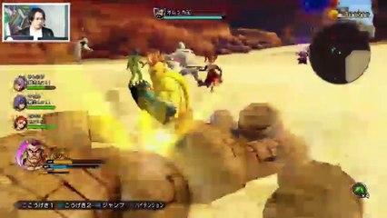 Gameplay 2/3 de Dragon Quest Heroes 2
