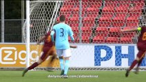 Full Highlights HD - PSV Eindhoven 2-2 AS Roma _ Penalties & Goals _ Youth League - 24.02.2016 HD