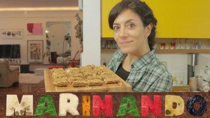 Barra de Cereal com Banana