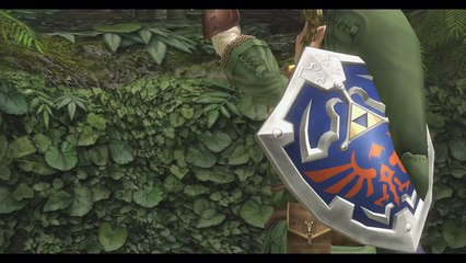 The Legend of Zelda : Twilight Princess HD : Trailer #3