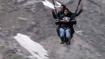 Lets, go for a Paragliding at Rohtaang. (paragliding are also available in Sikkim)