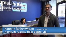Kannan Maheswaran - HomeLife Galaxy Real Estate Ltd. Brokerage