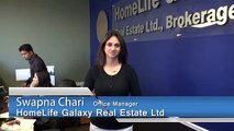 Swapna Chari - HomeLife Galaxy Real Estate Ltd. Brokerage