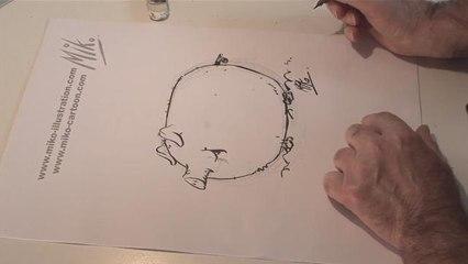 How To Design A Cartoon Pig