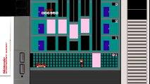 Elevator Action - (Nintendo NES) - Gameplay
