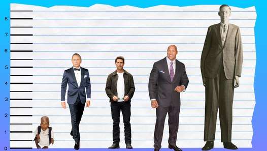 How Tall Is Daniel Craig? - Height Comparison! - video ...