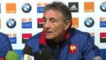 XV de France - Novès s'explique sur le couac David Smith
