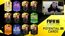 MORE 99 RATED PLAYERS IN FIFA??! - 99 Ronaldo, 99 Neymar, 99 Suarez - FIFA 16 Ultimate Team