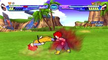 DragonBall Z: Super Saiyan God Goten VS Super Saiyan God Trunks Battle of Gods