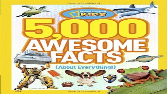 Read 5 000 Awesome Facts  About Everything    National Geographic Kids  Ebook pdf download