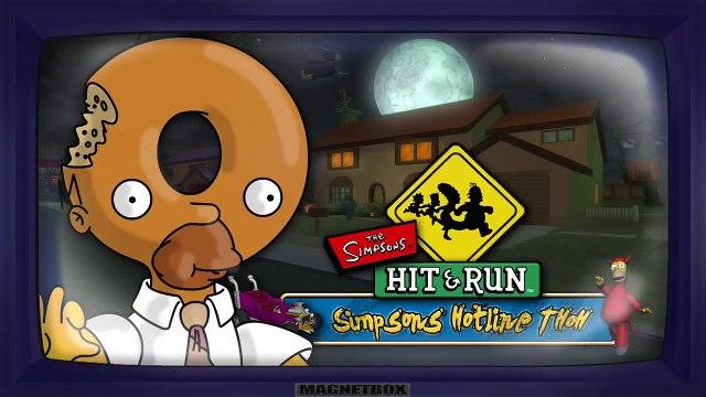 The Simpsons Hit & Run Soundtrack - Simpsons Hotline THoH