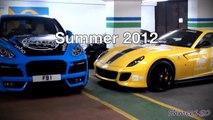 Shmee150s Gumball 3000 2012 Teaser