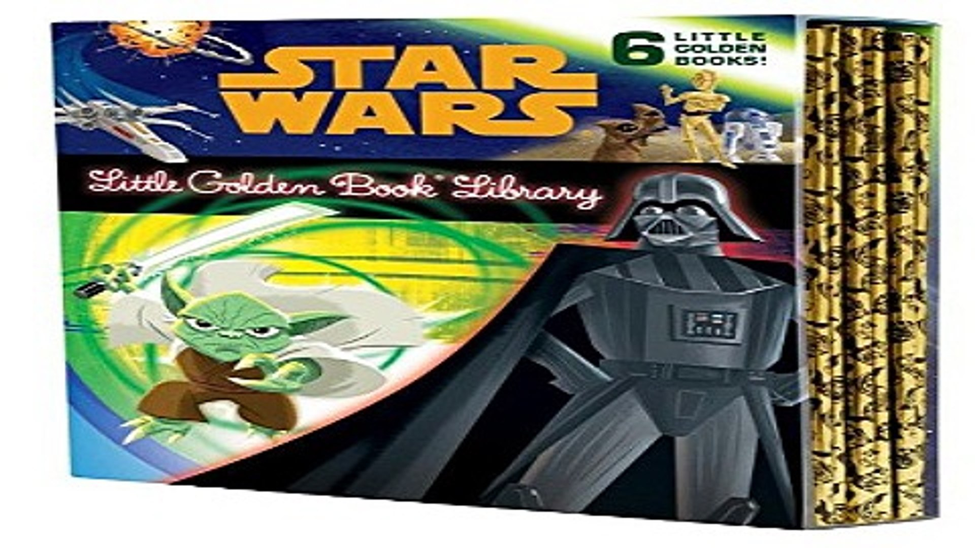 Read The Star Wars Little Golden Book Library  Star Wars   Little Golden Book  Star Wars  Ebook