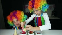 BLOOPER REEL Number 1 - Charli & Ashlee from Charlis Crafty Kitchen - Funny Kids Baking Bloopers
