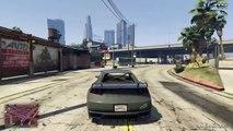 AB16 GTA 5 Nissan GT-R Epic police chase/GTA 5 Эпичная погоня Elegy RH 8