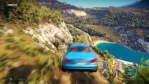 Just Cause 3 Free Roam Fun