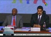 Maduro activa el motor minero para fortalecer el aparato productivo