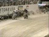 Car Crashes - 3 Dirt Bikes Crash
