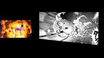 Saitama vs Boros - Anime/Manga Comparison [One-Punch Man Ep.12]