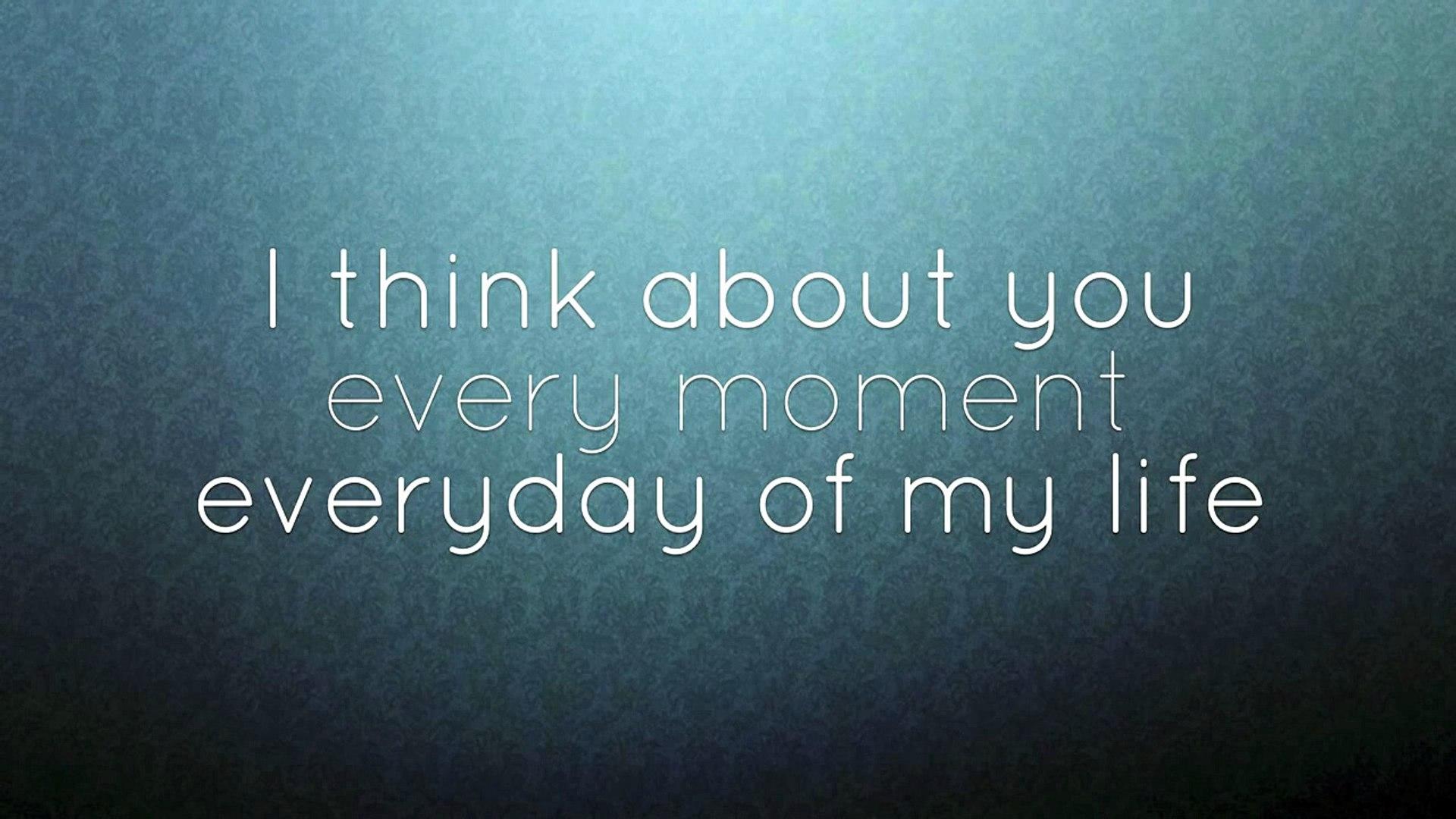 Austin Ally I Think About You Lyrics Dailymotion Video